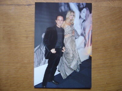 Photo JACQUES FATH YIN FOR HER YANG FOR HIM ADRIANA KAREMBEU Top Model Pin Up 2