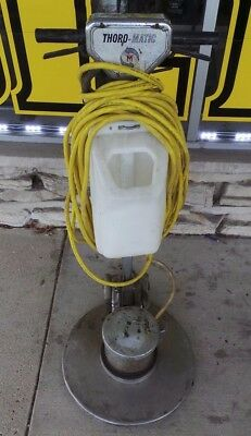 Used Thoro-Matic Floor Buffer Polisher   Loc. Eee-5