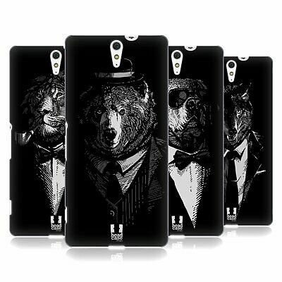 Head Case Designs Classy Animals Hard Back Case For Sony Phones 2