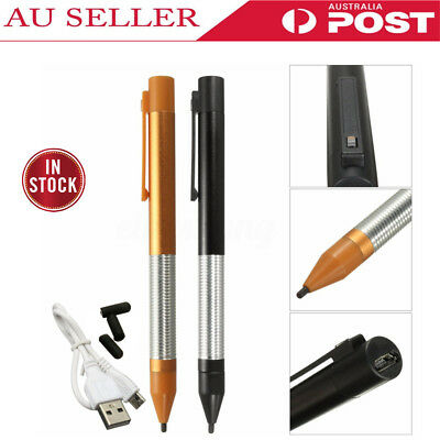 2.4mm Active Stylus Capacitive Pen Touch Screen Universal For iPad 2 Samsung