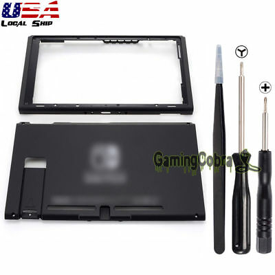 Front Back Shell Housing Case Faceplate + Screwdrivers Tools for Nintendo Switch