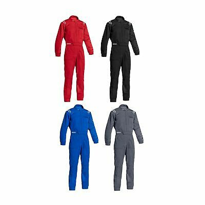 Sparco MS-3 Rally Race Racing Mechanics Garage Pit Paddock Overalls Suit