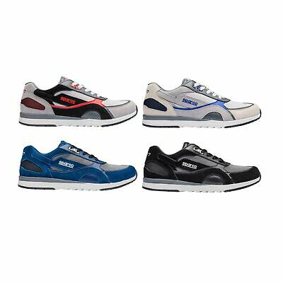 Sparco SH-17 Car Mechanic's Paddock Garage Pit Leisure Shoes