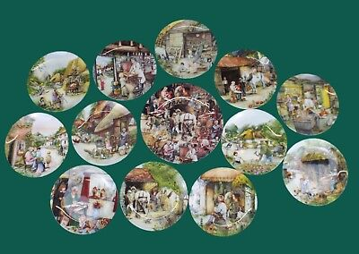 Royal Doulton 'Old Country Crafts'  with 13 Designs to Choose From