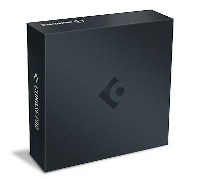 Cubase Pro 10 Digital Audio Recording Software - Used by the Pros - Award Win...