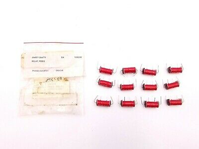 3Pc Lot Coto 1240-0100 Reed Relay 500ma 150ohm 200V 8714 Industrial Surplus