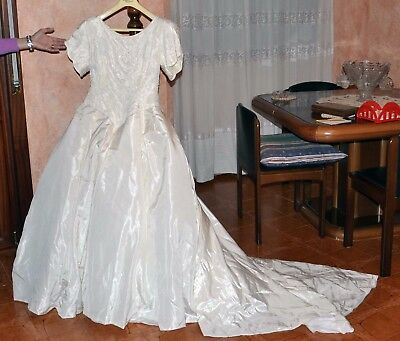 Abito Da Sposa Firmato Bellantuono Made In Italy