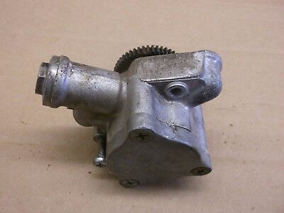 1971 Honda CB500 Four Oil Pump