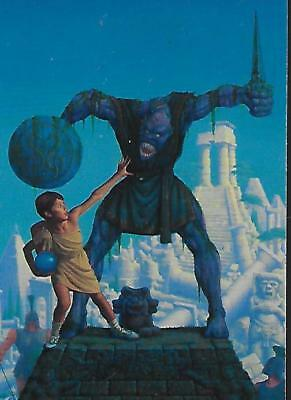 James Warhola - Komplettes FPG Fantasy Art Trading Card Set 1995