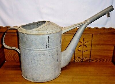 Vintage Rustic Country Modified Watering / Sprinkling Can