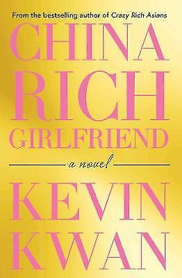 China Rich Girlfriend, Kwan, Kevin