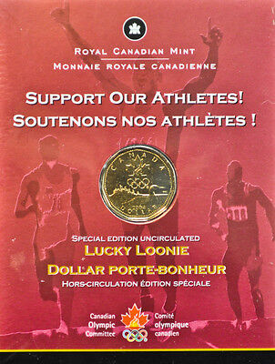 2004 Canada Special Edition Uncirculated Lucky Loonie