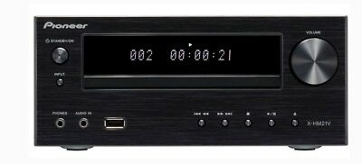 Pioneer XC-HM21V-K DVD Receiver Micro Sound System with iPod/iPhone Dock