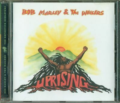 Bob Marley & The Wailers - Uprising Remastered Cd Perfetto