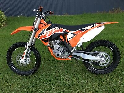 2015 Ktm 350 Sxf Sx-F , 0 Hours , As It Came Out Of The Box
