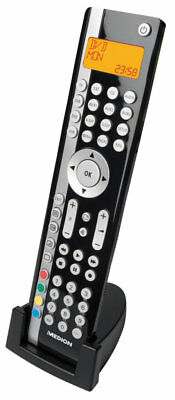 MEDION LIFE E74013 MD 83709 10in1 Universal Fernbedienung Remote Control LC-Disp