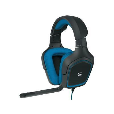 Logitech G430 Gaming Headset with Noise-cancelling Microphone #981-000536