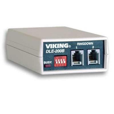 Viking DLE-200B Two Way Phone Line Simulator