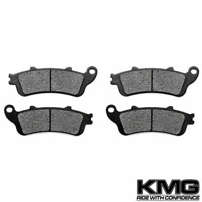 Front Organic NAO Brake Pads For 2002-2007 Honda ST 1300 ST 1300 A (ABS)