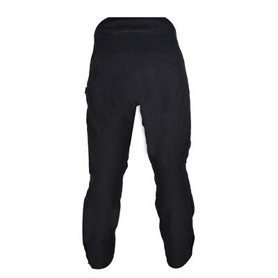 Oxford Subway 3.0 Textile Motorcycle Waterproof Touring Trousers Pants - Black