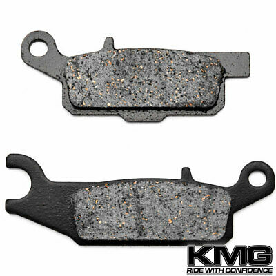 Replacement Parts Brake System Non-Metallic Organic NAO Brake Pads Set KMG Front Left Brake Pads for 2009-2011 Yamaha YFM 700 Grizzly FI Auto 4X4 EPS