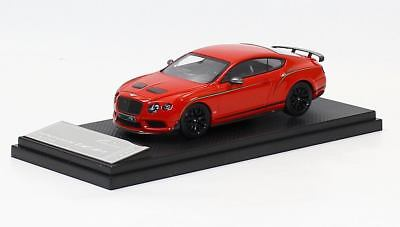 Almost Real 430402 Bentley Continental GT3R 2015 St James Red China Edition 1:43