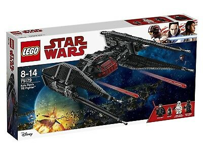 LEGO® STAR WARS™ - KYLO REN'S TIE FIGHTER™ - Lego 75179 - NEU