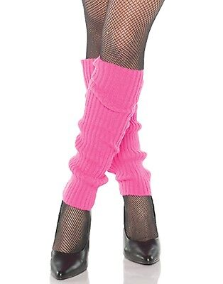 Leg Warmers Womens Adult 80s Dance Workout Costume Accessory