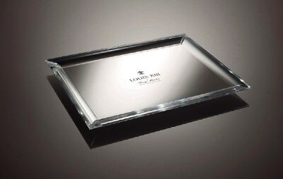 RARE: NEW Remy Martin Louis XIII Christophe Pillet Tableware Silver Serving Tray