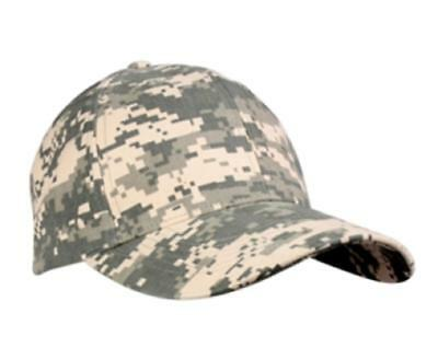 Rothco Supreme Low Profile Camouflage Baseball Cap, Tactical Hat