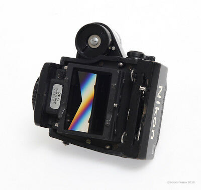 Nikon F2 DP-1 Photomic Prism (Works, Meter High) (1031a-12)