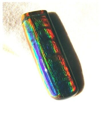 """Rare One Of A Kind""Gorgeous Solid Ammolite Cab 85Cts"