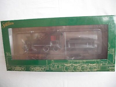 Spectrum 28306 DCC 4-4-0 American,Undecorated,Steam Locomotive Eng,HO On30 Scale