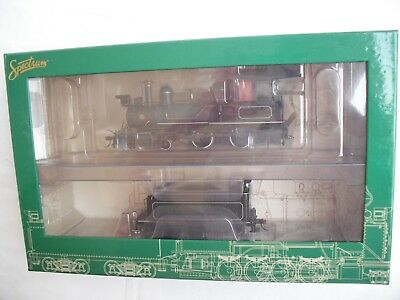 Spectrum 28323 DCC 4-4-0 American,Undecorated,Steam Locomotive Eng,HO On30 Scale