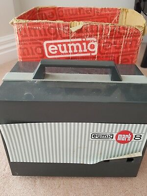 Eumig Mark 8 Projector super 8 GEELONG