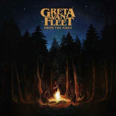 Greta Van Fleet - From The Fires Used - Very Good Cd