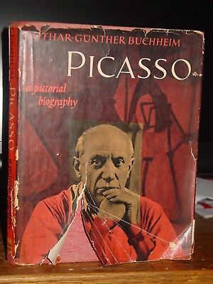 Picasso: a pictorial biography, His Personality & Impact On Art World, Plates