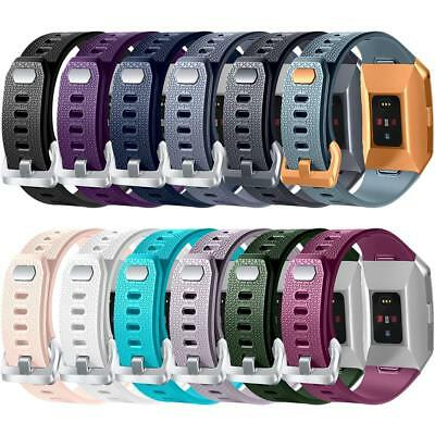 Fitbit Ionic Watch Bands, Replacement Sport Strap for Fitbit Ionic Smartwatch