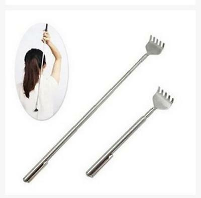 Stainless Telescopic Portabl Back Scratcher Extendable Back Itching Massager