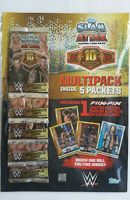 Slam Attax 10th Edition Multipack