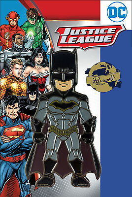 Batman Rebirth - exklusiver Sammler Collectors Pin Metall - DC Comics - Neuheit