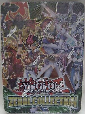 Yugioh - 1 Zexal Collection 2013 - Tin Box in englisch  NEU/OVP