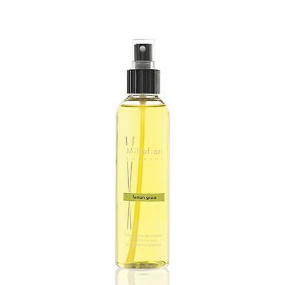 MILLEFIORI Natural New Home Spray Raumspray 150 ml LEMON GRASS