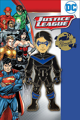 Nightwing - Rebirth - exklusiver Sammler Collectors Pin Metall - DC Comics - neu