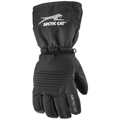 Arctic Cat Adult Backcountry Insulated Gloves Waterproof Insert Black - 5262-22_