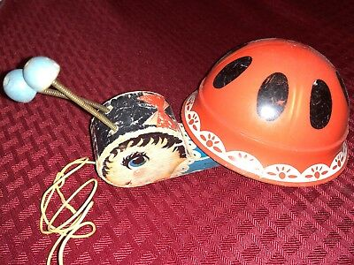 Fisher-Price 658 Lady Bug So Cute!