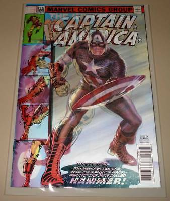 CAPTAIN AMERICA # 695 Marvel Comic (Jan 2018) NM 3D LENTICULAR VARIANT