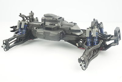 Thunder Tiger e-MTA G2 4WD Pre Roller Rolling Chassis 1/8 New