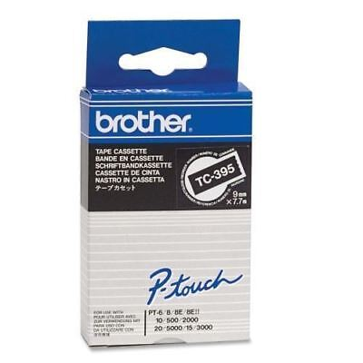 Brother Laminated Lettering Tape TC395