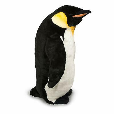 "ORVILLE plush 31"" EMPEROR PENGUIN stuffed animal toy Douglas LARGE HUGE QUALITY*"